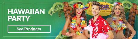 Hawaiian Party Costumes & Accessories