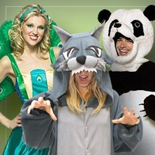 Animals & Bugs Costumes